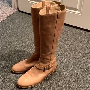 Genuine Leather Cole Haan Boots Size 9